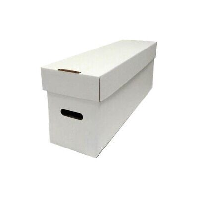 Long White Comic Box (comicare) • 13.79£