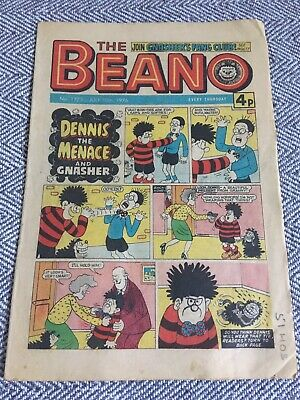 The Beano Comic - Edition No. 1773 - July 10th 1976 Issue • 24£