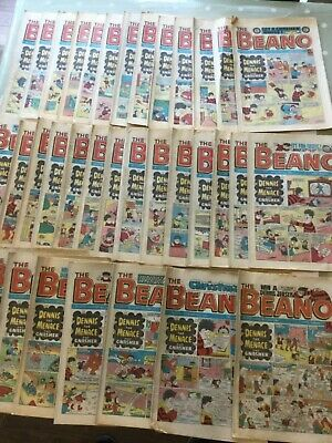 THE BEANO COMIC - 1984 - 35 X ISSUES  • 29.95£