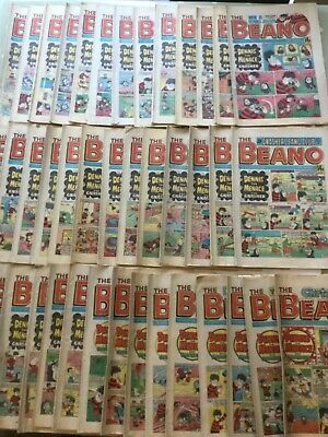 THE BEANO COMIC - 1985 - 41 X ISSUES  • 29.95£