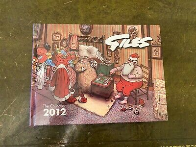 Giles The Colletion Annual 2012 • 2.50£