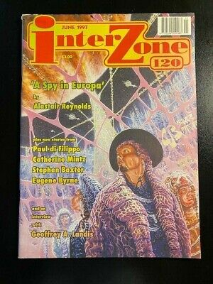 Inter Zone Magazine Number 120 June 1997 • 2.25£