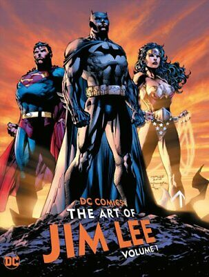 DC Comics: The Art Of Jim Lee Volume 1 By Jim Lee 9781401285937 | Brand New • 20.63£