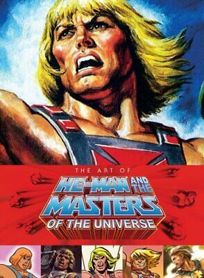 Art Of He-man And The Masters Of The Universe By Various 9781616555924 • 23.84£
