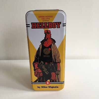 Hellboy Dark Horse Classic Comic Character Figure Tin Syroco Style 688 Of 750 • 100£