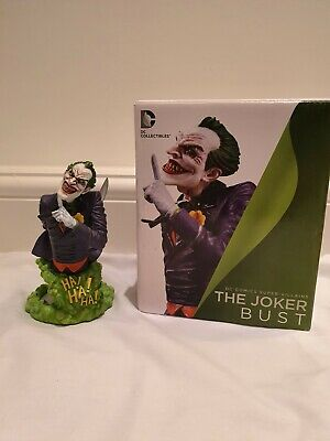 DC Super Villains Joker Bust • 80£