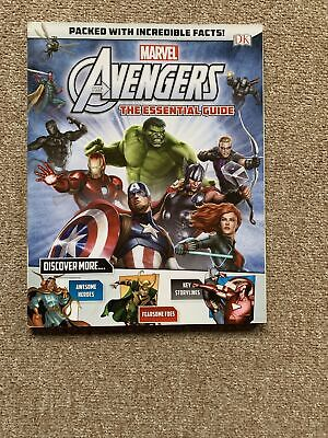 Marvel The Avengers The Essential Guide • 5£
