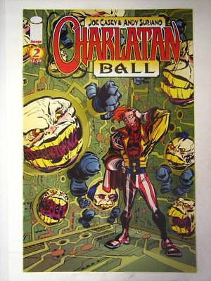 Comic: Charlatan Ball #2 • 1.79£