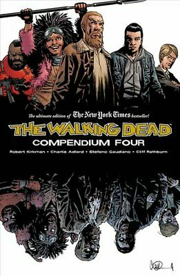 The Walking Dead Compendium Volume 4 By Robert Kirkman 9781534313408 | Brand New • 37.55£
