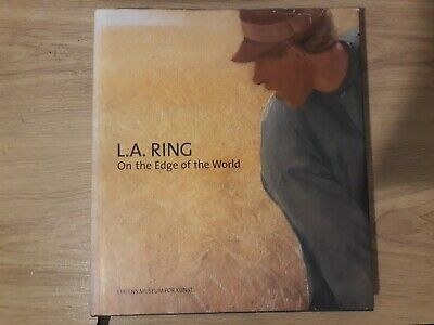 L.A. Ring On The Edge Of The World - Hardback Art Book • 200£