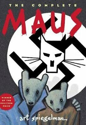 The Complete MAUS By Art Spiegelman 9780141014081 | Brand New | Free UK Shipping • 12.86£