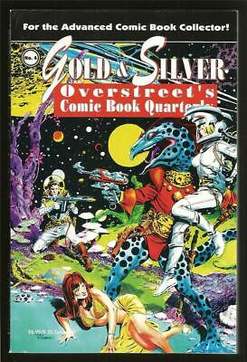 Overstreet's Gold & Silver Quarterly #4, 1994 • 35.35£