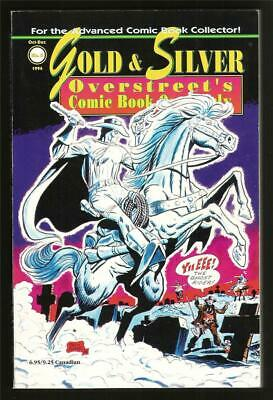 Overstreet's Gold & Silver Quarterly #6, 1994 • 35.35£