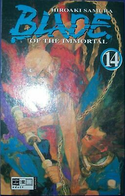 Blade Of The Immortal 14 • 15.49£