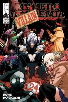 My Hero Academia, Vol. 24 By Kohei Horikoshi 9781974711208 | Brand New • 6.75£