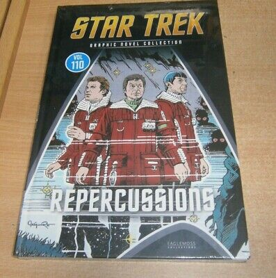 DC Star Trek Graphic Novel Collection #110 Repercussions • 16.99£