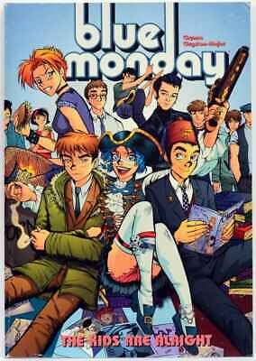 Blue Monday - The Kids Are Alright - Signed - Oni Press • 13.39£