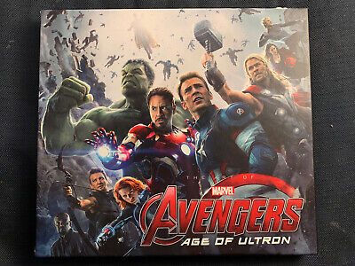 Marvel's Avengers: Age Of Ultron: The Art Of The Movie Slipcase • 25£