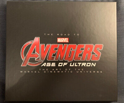 Road To Marvel's Avengers Age Of Ultron: Art Of The Marvel Cinematic Universe • 20£