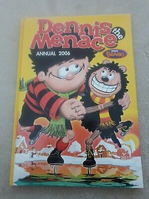 Dennis The Menace Annual Book 2006 Unclipped  • 0.99£