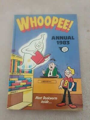 Whoopee Annual Book 1983 Unclipped  • 0.99£