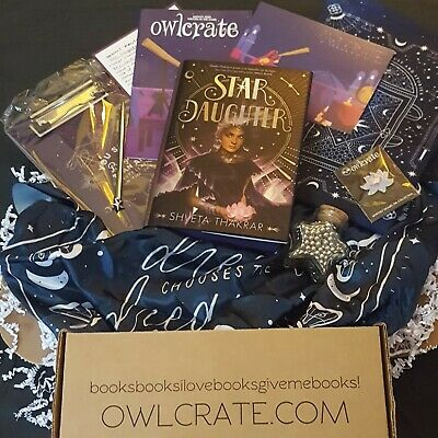 Star Daughter- August's Owlcrate - Complete - Fairyloot / Illumicrate • 70£