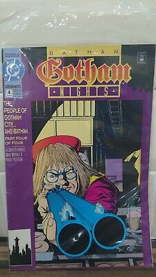 Comic Book Batman Gothic Nights Issue 4 • 24.99£