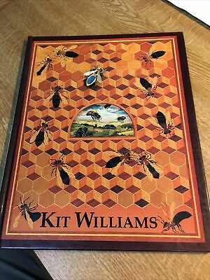 KIT WILLIAMS UNTITLED THE BEE BOOK 1984 FIRST EDITION 1st PRINTING HARDBACK EPIC • 10£