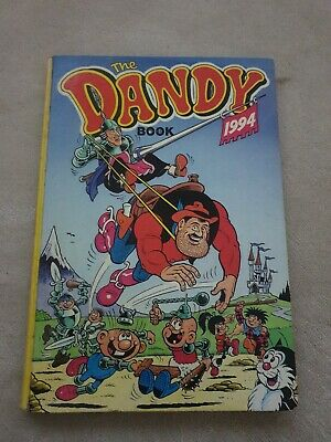 THE DANDY BOOK (ANNUAL) 1994 Unclipped  • 0.99£