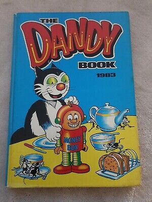 The Dandy Annual Book 1983 Unclipped  • 1£