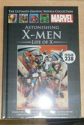 Marvel Comics Ultimate Graphic Novel Collection #238 Astonishing X-Men Life Of X • 14.99£