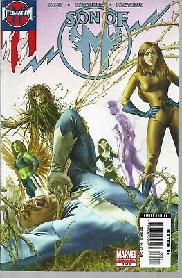 Marvel  Son Of M  20064 Comic Book   • 6.91£