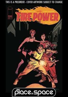 (wk32) Fire Power By Kirkman & Samnee #2 - Preorder Aug 5th • 3.90£