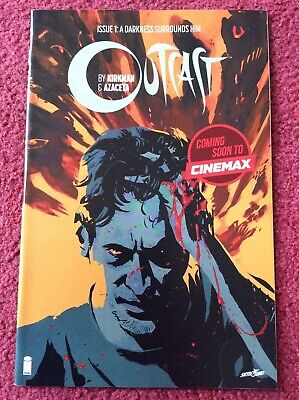 Outcast Issue #1 First Print Image Comics • 1.99£