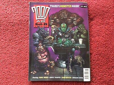 2000ad Sci Fi Summer Special 1991 UK Comics  • 1.99£