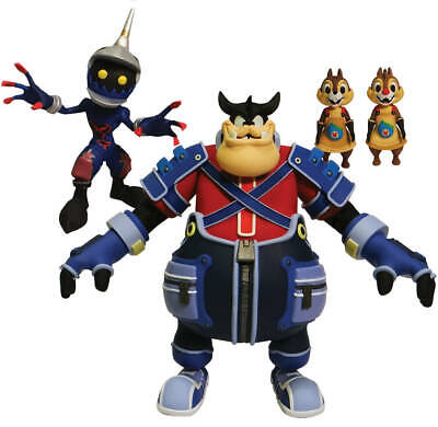 Kingdom Hearts Select Series 2 Pete Chip Soldier • 28.99£