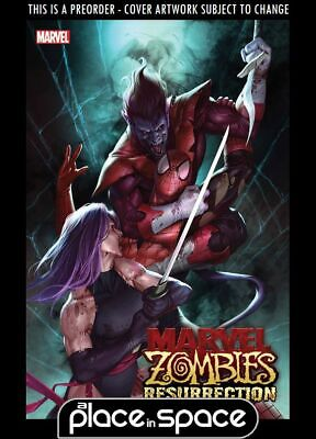 (wk40) Marvel Zombies Resurrection #2a - Preorder Sep 30th • 3.90£