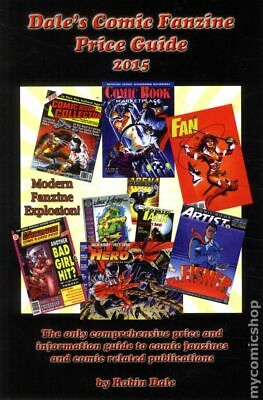 Dale's Comic Fanzine Price Guide SC 2nd Edition #1-1ST NM 2014 Stock Image • 29.90£