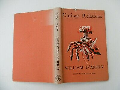 'Curious Relations' By William D'Arfey. • 10£