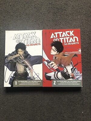 Attack On Titan No Regrets Collection • 13.50£