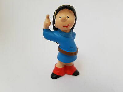 80026- Gina Gilloti  - Dennis The Menace Pvc Figure- Maia Borges 1987 • 4.88£