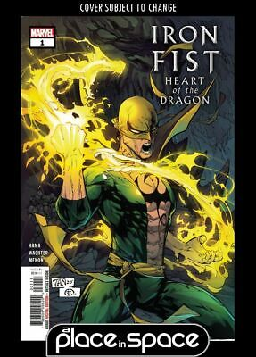 Iron Fist: Heart Of The Dragon #1a (wk03) • 3.90£