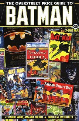 Overstreet Price Guide To Batman SC #1-1ST VF 2019 Stock Image • 13.57£