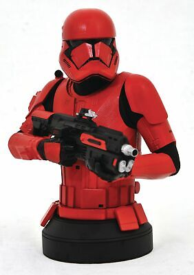 Star Wars Ep9 Sith Trooper 1/6 Scale Bust • 113.99£