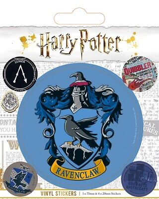 Pyramid Harry Potter (Ravenclaw) Vinyl Sticker Pack • 3.45£
