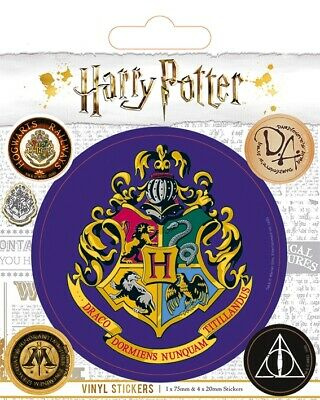 Pyramid Harry Potter (Hogwarts) Vinyl Sticker Pack • 3.45£