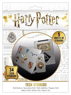 Pyramid Harry Potter (Artefacts) Tech Sticker Pack • 5.75£