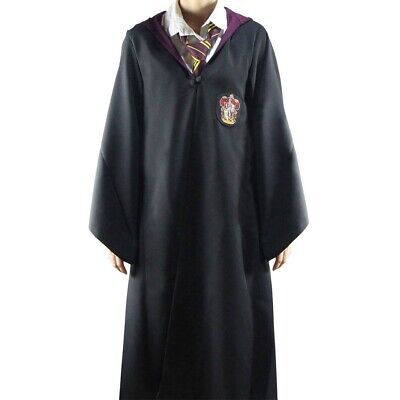 Cinereplicas Harry Potter Wizard Robe Cloak Gryffindor Large • 86.25£