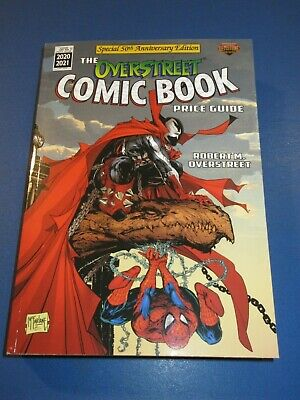 Overstreet Comic Book Price Guide #50 2020-2021 Awesome McFarlane Cover Spawn • 26.70£