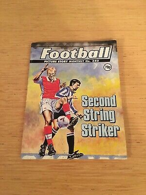 Football Picture Story Monthly No 340 • 4.99£